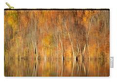Autumns Final Palette Carry-all Pouch by Everet Regal