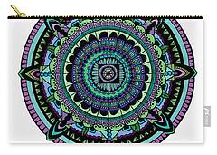 Azteca Carry-all Pouch by Elizabeth Davis