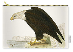 Bald Eagle Carry-all Pouch by English School