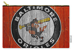 Baltimore Orioles Graphic Barn Door Carry-all Pouch by Dan Sproul