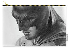Batman Carry-all Pouch by Artistyf