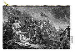Battle Of Bunker Hill Carry-all Pouch by War Is Hell Store