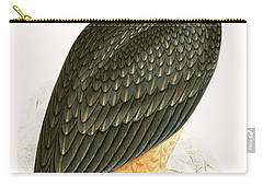 Bearded Vulture Carry-all Pouch by English School