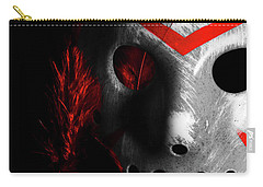 Black Friday The 13th  Carry-all Pouch by Jorgo Photography - Wall Art Gallery
