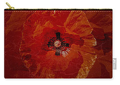 Bloody Mary Carry-all Pouch by Mona Stut