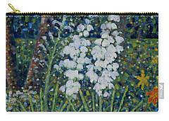 Blooming Yucca Carry-all Pouch by Jim Rehlin