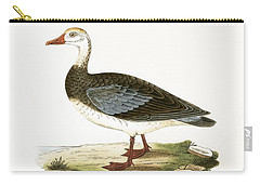 Blue Winged Goose Carry-all Pouch by English School