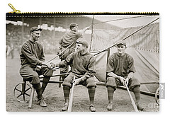 Boston Baseball Players   Gowdy, Tyler, Connolly Carry-all Pouch by American School