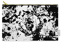 Boston Celtics 1d Carry-all Pouch by Brian Reaves