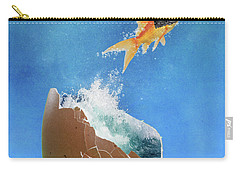 Break Free Carry-all Pouch by Juli Scalzi