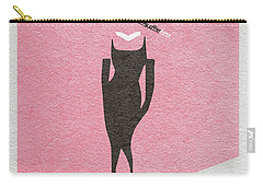 Breakfast At Tiffany's Carry-all Pouch by Ayse Deniz