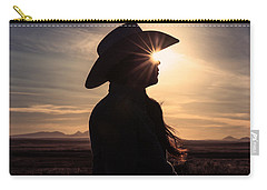 Bright Eyes Carry-all Pouch by Todd Klassy