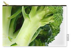 Broccoli Carry-all Pouch by Gaspar Avila