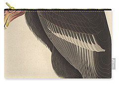 Californian Vulture Carry-all Pouch by John James Audubon