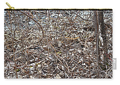 Camouflage Carry-all Pouch by Asbed Iskedjian