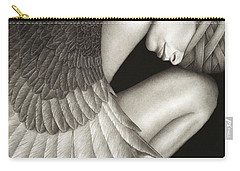 Captivity Carry-all Pouch by Pat Erickson