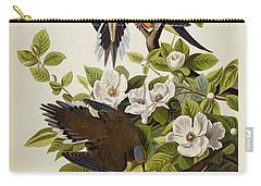 Carolina Turtledove Carry-all Pouch by John James Audubon