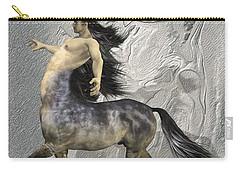Centaur Warm Tones Carry-all Pouch by Quim Abella