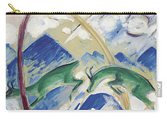 Chamois Carry-all Pouch by Franz Marc