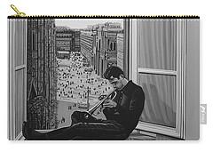 Chet Baker Carry-all Pouch by Paul Meijering
