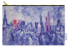 Chicago Carry-all Pouch by Bayo Iribhogbe