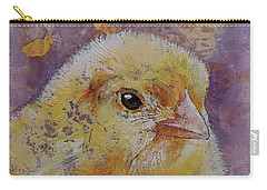 Chick Carry-all Pouch by Michael Creese