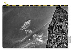 Chrysler Building Nyc Carry-all Pouch by Martin Newman