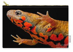 Chuxiong Fire Belly Newt Carry-all Pouch by Dant� Fenolio