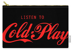 Coldplay Carry-all Pouch by Poojit Rasalkar