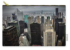 Concrete Jungle Carry-all Pouch by Martin Newman