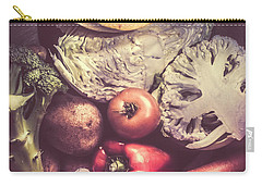 Country Style Foods Carry-all Pouch by Jorgo Photography - Wall Art Gallery