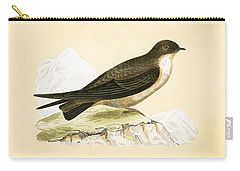 Crag Swallow Carry-all Pouch by English School