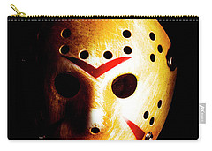Creepy Keeper Carry-all Pouch by Jorgo Photography - Wall Art Gallery