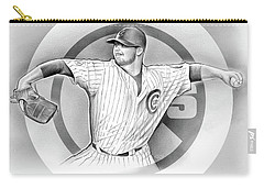 Cubs 2016 Carry-all Pouch by Greg Joens