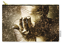 Curse Of The Mummy Carry-all Pouch by Jorgo Photography - Wall Art Gallery