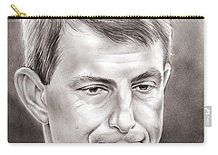 Dabo Swinney Carry-all Pouch by Greg Joens
