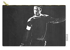 David Beckham Carry-all Pouch by Semih Yurdabak