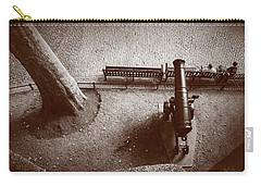 Defending London Carry-all Pouch by Joseph Westrupp