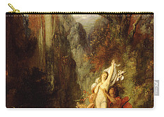 Dejanira  Autumn Carry-all Pouch by Gustave Moreau