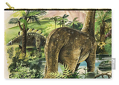 Dinosaurs Carry-all Pouch by English School