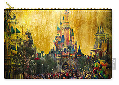 Disney World Carry-all Pouch by Svetlana Sewell