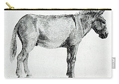 Donkey Carry-all Pouch by George Stubbs