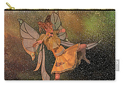Don't Be A Menace  Carry-all Pouch by Betsy Knapp