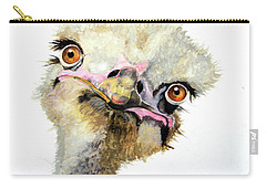 Doris Carry-all Pouch by Katharine Schafer