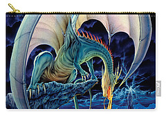 Dragon Causeway Carry-all Pouch by The Dragon Chronicles - Robin Ko