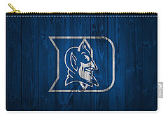 Duke Blue Devils Barn Door Carry-all Pouch by Dan Sproul
