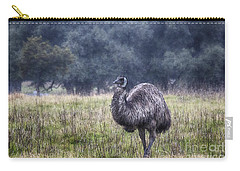 Early Morning Stroll Carry-all Pouch by Douglas Barnard