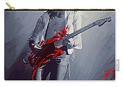 Eddie Van Halen Carry-all Pouch by Afterdarkness