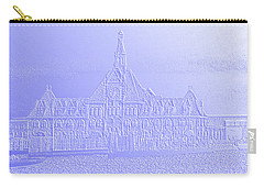 Ellis Island No. 49-2 Carry-all Pouch by Sandy Taylor