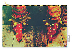 Elves And Feet Carry-all Pouch by Jorgo Photography - Wall Art Gallery